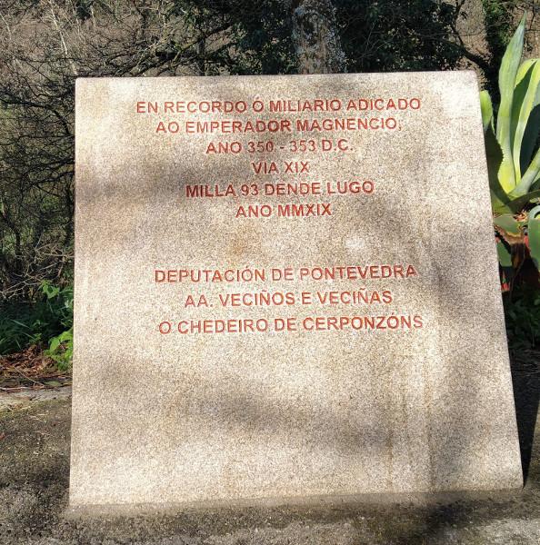 18-02-2020- Miliario Cerponzons de Angel Ramon Torres